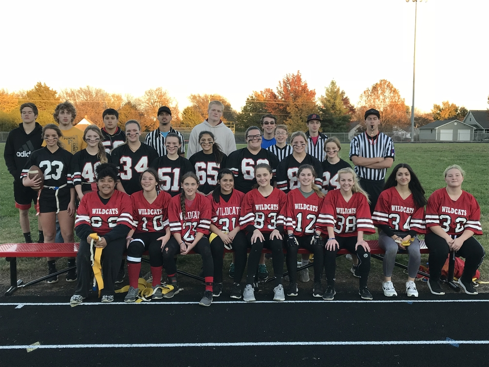 Powder Puff Football 2018