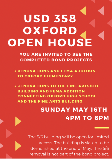 Bond Project Open House