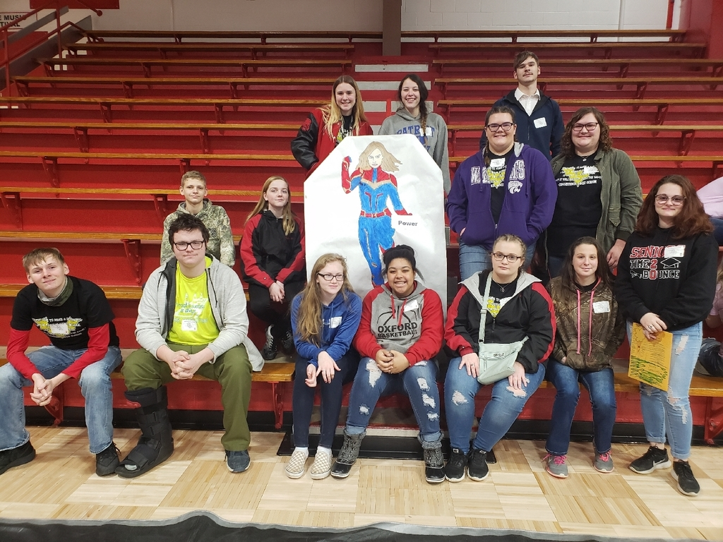 KAY Club attends 2020 Unit Conference