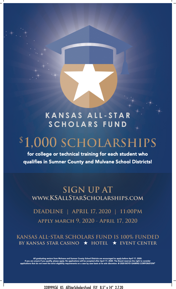 All Star Scholarship